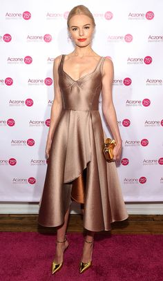 Kate Bosworth in bronze