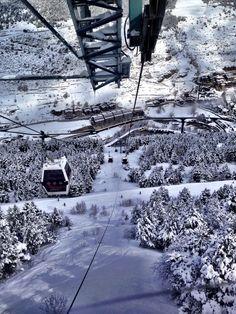 Snow by Javier Rambla on Andorra Ski, Ski Season, Winter Sports, Park City, Small Towns, Countryside, Skiing, City Photo, Colorado