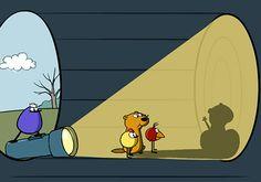 Estamos en febrero, o sea que hace frío y el ambiente está gris y aburrido. Pero las cosas empiezan a animarse cuando las aves ayudan a una joven marmota a encontrar su sombra.  Miralo Aqui: www.youtube.com/watch?v=wmRqruFLx2I