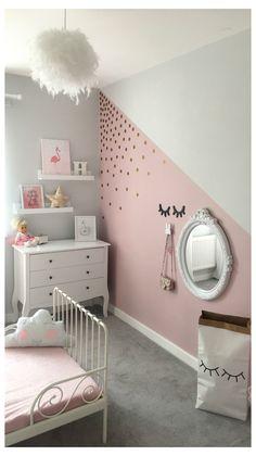 Bedroom Ideas For Teen Girls, Cool Teen Bedrooms, Teenage Girl Bedrooms, Girls Bedroom, Master Bedroom, Bedroom Small, Light Pink Bedrooms, Mirror Bedroom, Childrens Bedroom