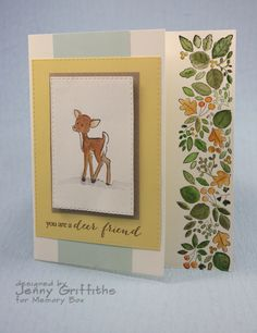 Good Morning Crafty Friends! Have you seen all the new Memory Box stamps, dies and stencils