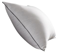 Pacific Coast Feather Company 26215 Double Down Around Down and Feather Pillow with Cotton Cover, Standard -- Awesome products selected by Anna Churchill