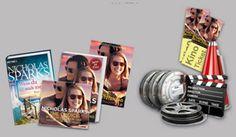 """Gewinne mit #Weltbild und etwas Glück 10 mal ein exklusives Fanpakete zum #Film """"The Choice"""".  http://www.alle-schweizer-wettbewerbe.ch/gewinne-fanpakete-zum-film-the-choice/"""