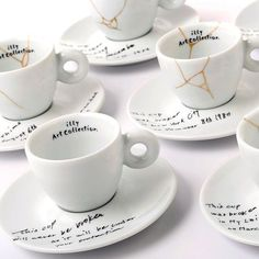 Servizio caffè illy collection