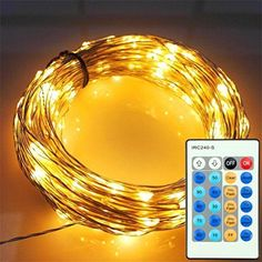 AMARS 30m99ft 300leds Dimmable String Lights with Remote Control Indoor Waterproof Outdoor LED Starry String Lights for Garden Wedding Patio Party Living Room Deck Warm White *** Check out the image by visiting the link.