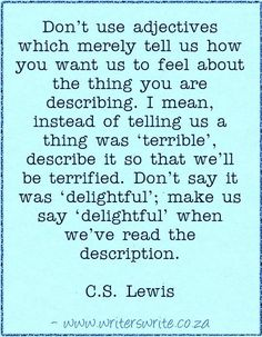 Quotable - C.S. Lewis - Writers Write Creative Blog …
