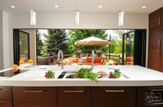 Collaborations are typically so fruitful and this one was no different. The homeowners started by hiring an architect to develop a vision and plan for transforming their very traditional brick home into a contemporary family home full of modern updates. The Kitchen Studio of Glen Ellyn was hired to provide kitchen design expertise and to …
