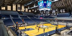 Butler University Hinkle Fieldhouse Basketball Arena | RATIO Architects