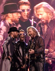 Bee Gees Still great music to this day!  So sad only Barry is left