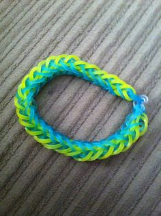 French braid rainbow loom bracelet