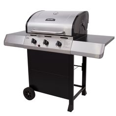 Thermos 3-Burner Propane Gas Grill with Side Shelves http://grillidea.com/best-gas-grills/