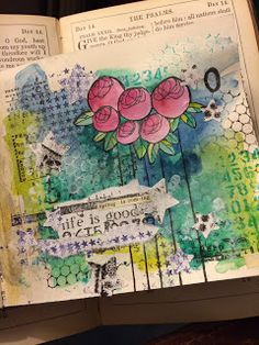 the art of moodling: Art Journal Everyday