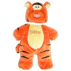 2 pc. Tigger Outfit - Build-A-Bear Workshop US