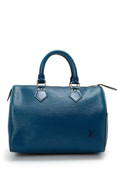 Vintage Louis Vuitton Leather Speedy 25 Handbag on HauteLook