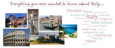 Italy, italian people, italian life, about italy, italians // http://www.understandingitaly.com/index.html