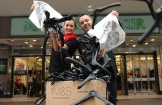 UK Retailer Recycles 100M Hangers for UNICEF