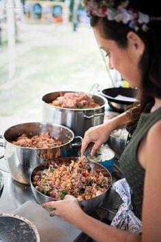 cookingCatrin am Beach Volleyball Grand Slam in Wien Beach Volleyball, Food Trucks, Black Blogs, Aperol, Brunch, Snacks, Slammed, Salad With Tuna, Tuna Recipes