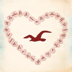 Wising you a super sweet Valentine's Day! | HollisterCo.com