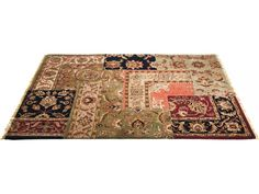 Dywan Persian Patchwork — Dywany Kare Design — sfmeble.pl