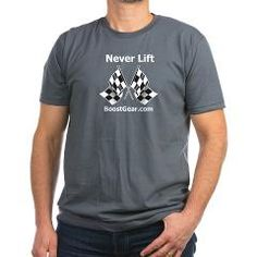 Never Lift - Men's Fitted T-Shirt by BoostGear.com> Never Lift> BoostGear.com