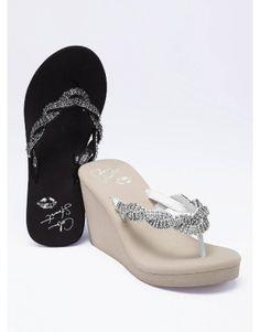 cc00be167fde5 19 Best High heel flip-flops images