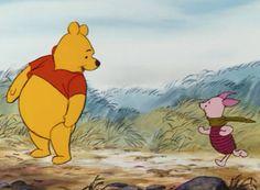 """Happy Windsday, Piglet."""