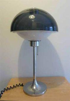 Rare Robert Welch Lumitron Table Lamp A Vintage Piece of Retro Design