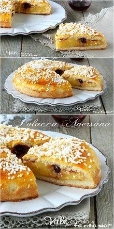 Baking Recipes, Cake Recipes, Dessert Recipes, Torte Cake, Food Fantasy, Icebox Cake, Italian Desserts, Polish Recipes, Sweet Tarts