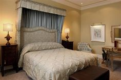 The Monarch Bedroom