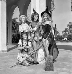 1940s Halloween