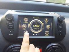 FİAT FİORİNO,NEMO, BIPPER Araç içi multimedya cihazı NAVİGASYON BLUETOOT...