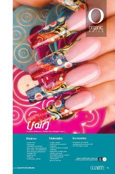 Claudia Mendoza/ ProMaster Organic® Nails
