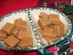 Sugar Free Peanut Butter Fudge | Low Carb Yum | LCHF Keto THM Candy Recipe