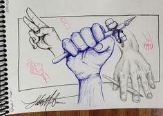 desafio dos 30 #desenhos  por #fabermota