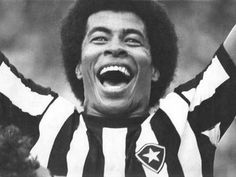 Jairzinho do Botafogo « Blog Mais Memória