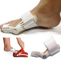 Foot Doctor Advanced Medical Grade Therapeutic Pain Relief Kit PACK) - Treat Pain in Hallux Valgus, Tailors Bunion, Big Toe Joint, Hammer Toe, Toe Separators Spacers Straighteners splint Aid Bunion Relief, Foot Pain Relief, Tailors Bunion, Bunion Pads, Bunion Surgery, Hammer Toe, Big Toe, Bone And Joint, Feet Care