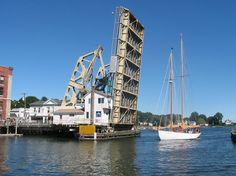 Photo of Mystic River Bascule Bridge
