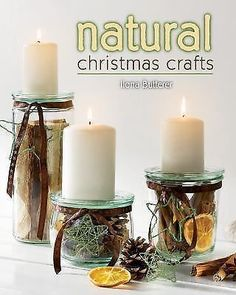 Natural Christmas Crafts | AllFreeChristmasCrafts.com