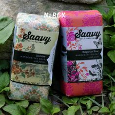 Are you looking for great natural handcrafted bar soaps for yourself or as a gift? check out Saavy Saavy Pure & Naturals: Handcrafted Bar Soaps – Bulgarian Rose – Jasmine – Vegan Gluten Free