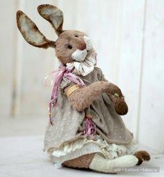 Коллекционные игрушки Ларисы Гавриковой, Москва / Мишки Тедди (Teddy Bear) - фото, картинки, открытки / Бэйбики. Куклы фото. Одежда для кукол