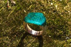 wood resin ring
