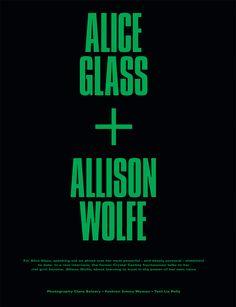 Alice Glass by Clara Balzary for Dazed SS 2016