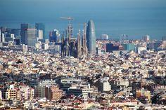 Rutas Mar & Mon: Carretera de les Aigües Collserolla - Barcelona