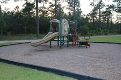 Playground amenity.  Clear Pond at Myrtle Beach International.  Myrtle Beach homes for sale.  #clearpond