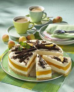 Fruit Recipes, Cake Recipes, Ice Cream Pies, Breakfast Tea, Cakes And More, Chocolate, Popular Recipes, Yummy Cakes, Cupcake Cakes