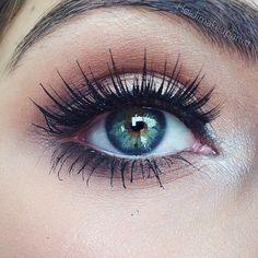 Beautiful everyday makeup