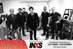 INXS is back!