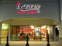 iCraze Frozen Yogurt www.frozenyogurtreviews.com