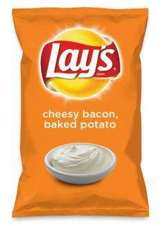 Wouldn't cheesy bacon, baked potato be yummy as a chip? Lay's Do Us A Flavor is back, and the search is on for the yummiest flavor idea. Create a flavor, choose a chip and you could win $1 million! https://www.dousaflavor.com See Rules.