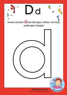 Preschool and Kindergarten Alphabet & Letters Worksheets Letter P Activities, Letter B Worksheets, Preschool Letters, Kids Learning Activities, People Who Help Us, D Book, Letters For Kids, Letter D, Alphabet Letters